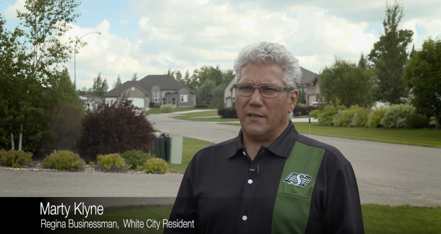 Voices for one community - Marty Klyne